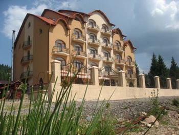 Revelion 2016 - Arieseni - Hotel Cristalin