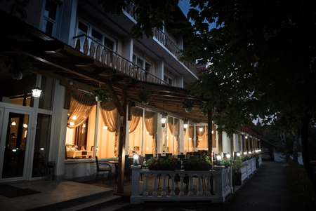 Cazare Baile Homorod - Hotel Homorod - Judetul Harghita