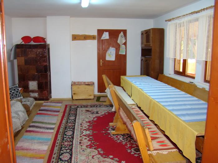 Cazare si partie de schi Harghita Bai - Peniune Ilonka - Judetul Harghita