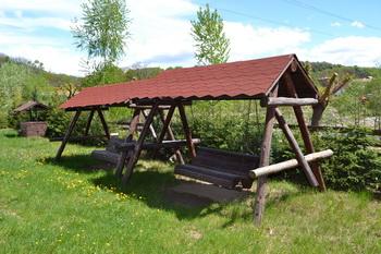 Szállás - Transzfogaras - Corbeni község - Meridian Panzió - Arges megye