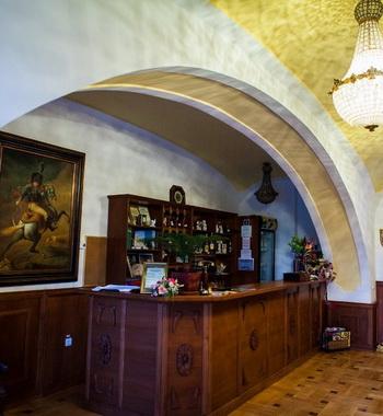 Cazare Ogra - Hotel Castel Haller - Judetul Mures