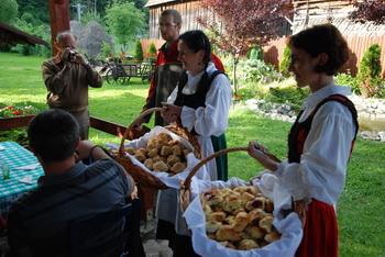 Cazare Praid - Salina - Pensiunea Stefania - Judetul Harghita