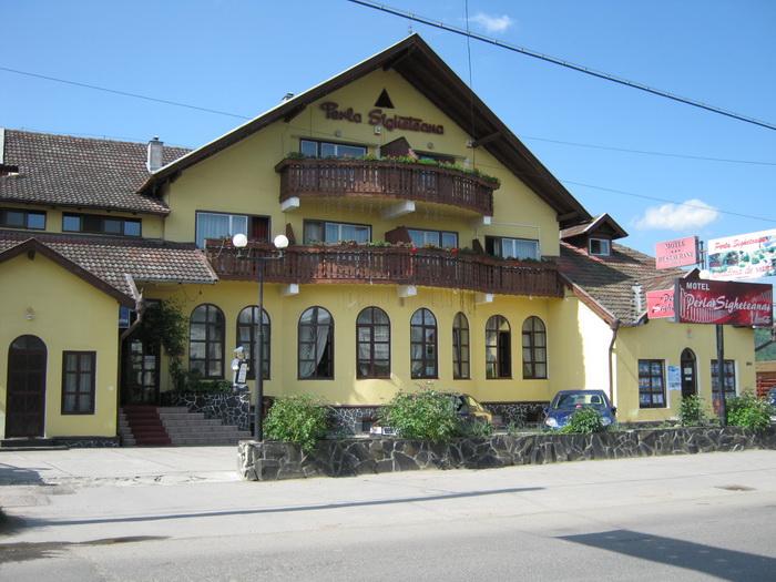 Revelion 2017 - Sighetu Marmatiei - Motel Perla Sigheteana