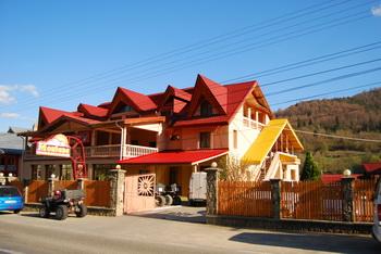 Revelion 2015 - Slanic Moldova - Pensiune Montana