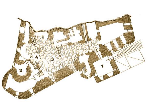 Harta turistica Castelul Dracula Bran cazare