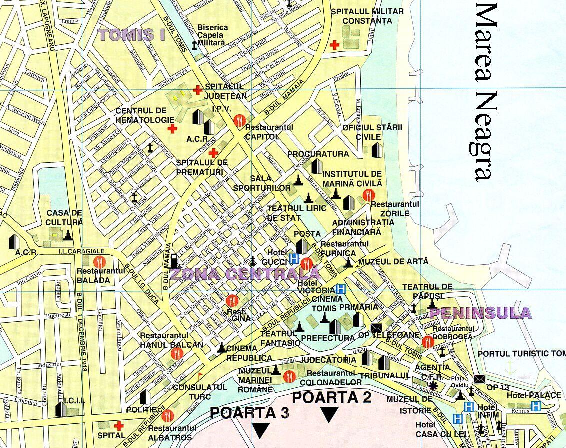 Constanta Judetul Constanta Dobrogea Romania