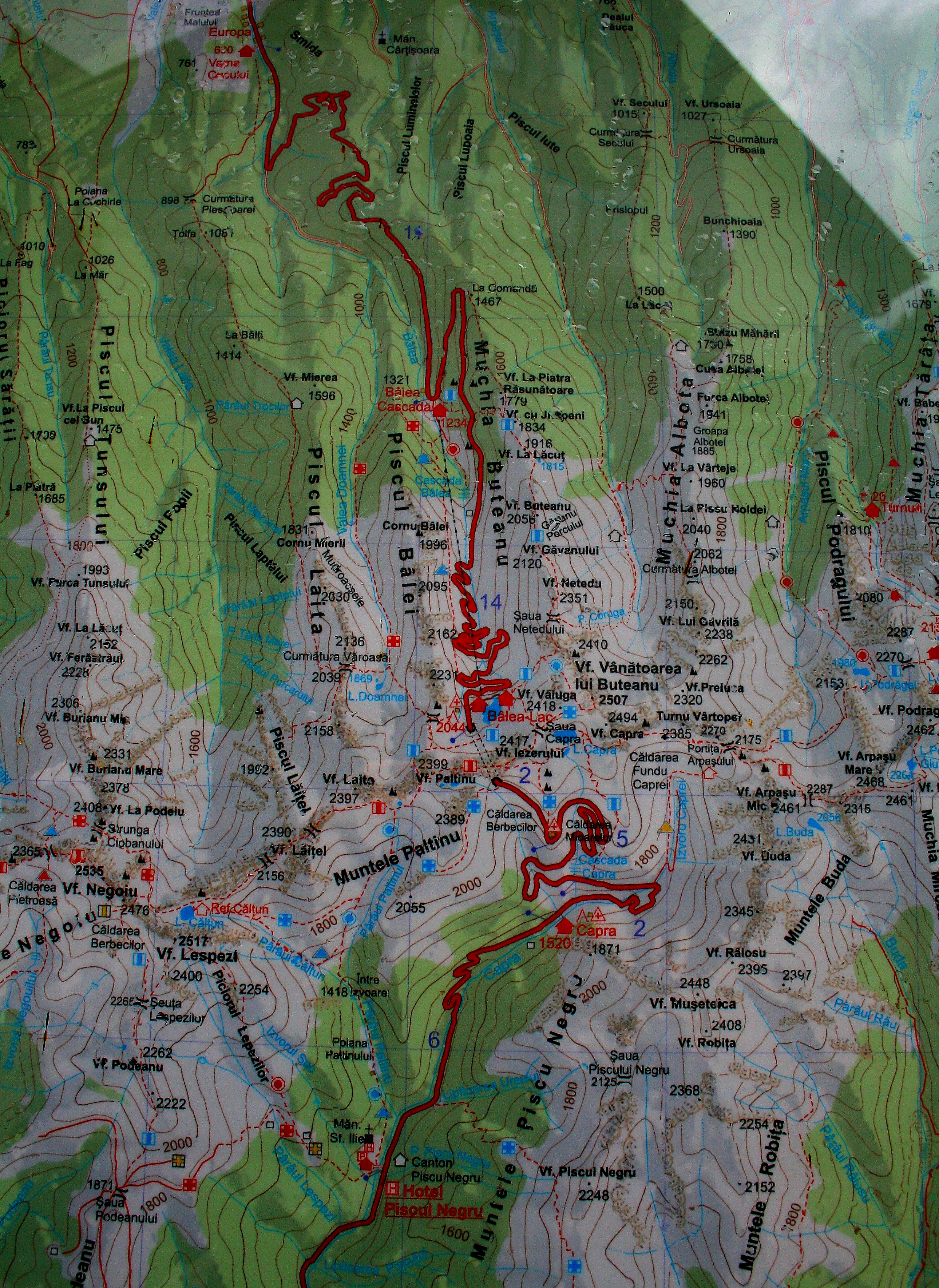 Transfagarasan Judetul Arges Transilvania Bazinul Carpatic