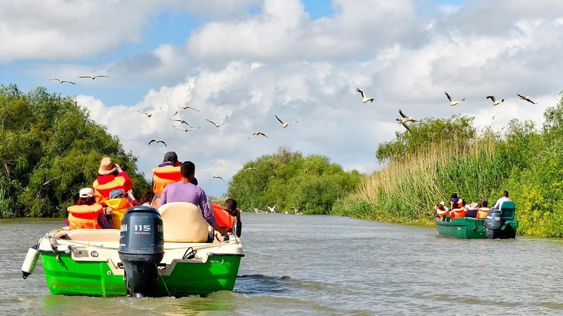 Romania Delta Dunarii - Romania Danube Delta