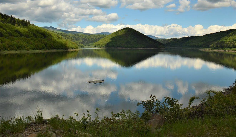 Transilvania | Barajul Zetea - Tarnava Mare