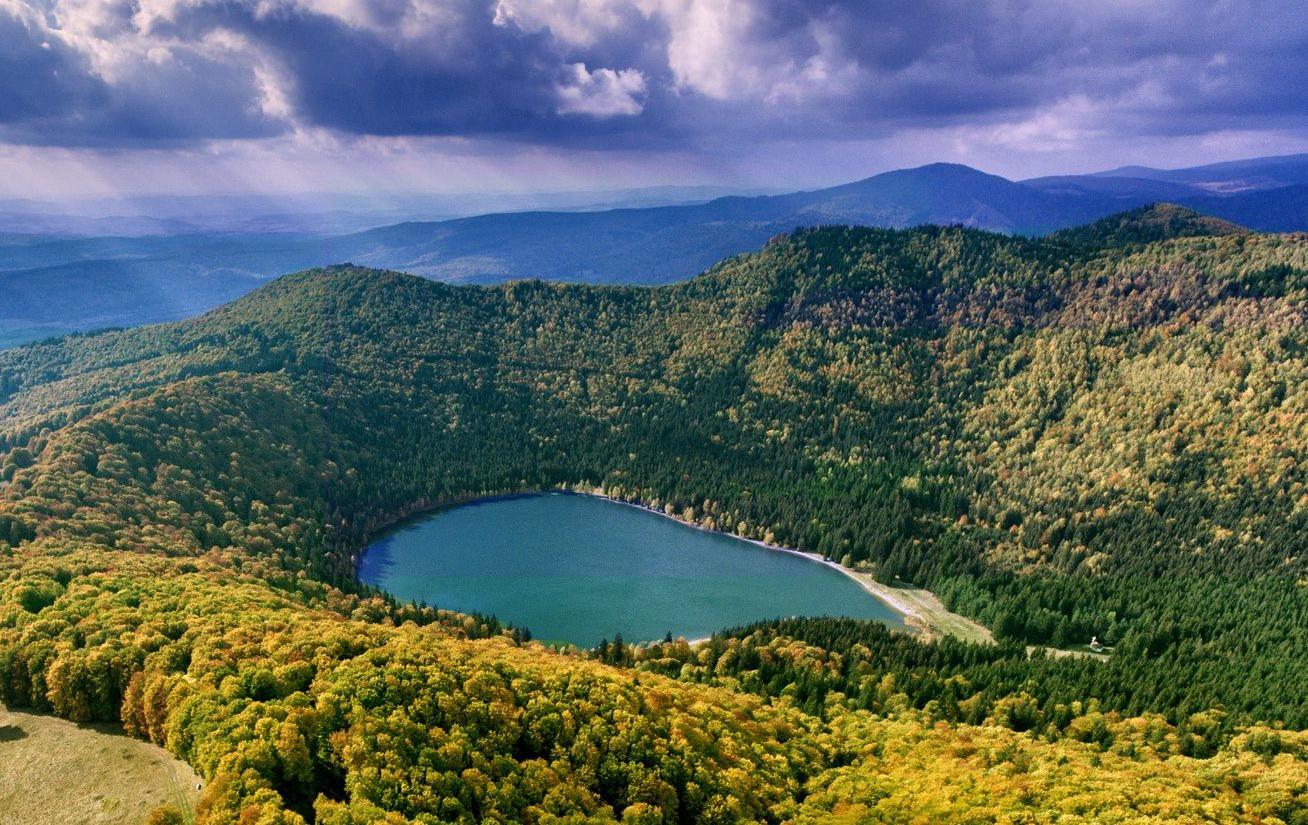 Transilvania | Masivul Ciomat - Lacul Sfanta Ana