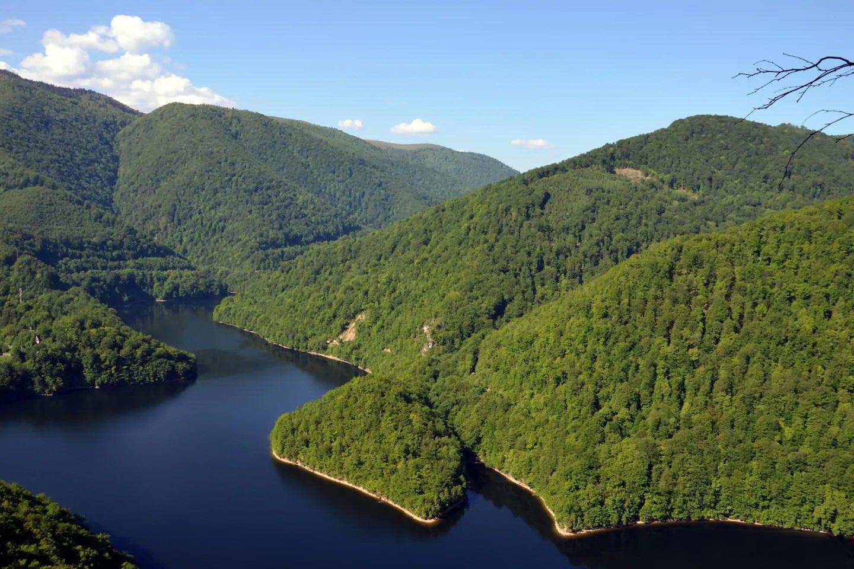 Transilvania | Judetul Cluj - Lacul Tarnita