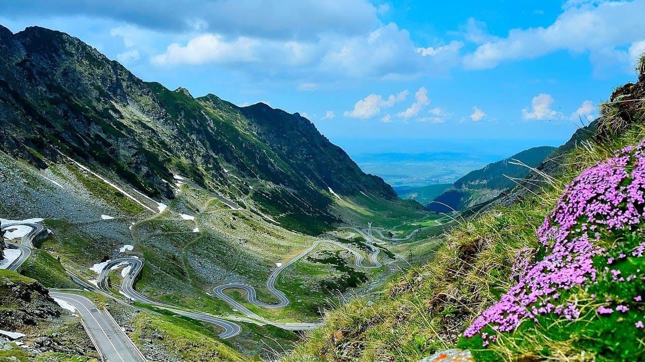 Transilvania | Munții Făgăraș - Drumul Transfăgărășan (DN7C)