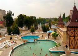 Turizmus Félix-fürdő Szállás