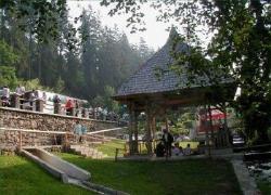 Turizmus Homoródfürdő Szállás