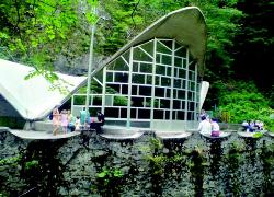 Turizmus Olanesti fürdő  Szállás