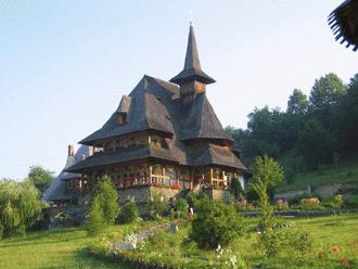 Biserici din Lemn