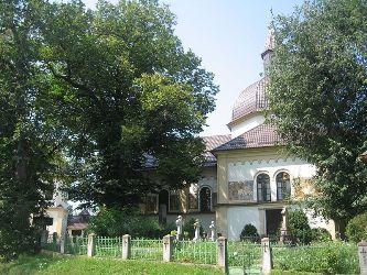 Szent Demeter Templom Turizmus Szállás Szucsávai Templomok