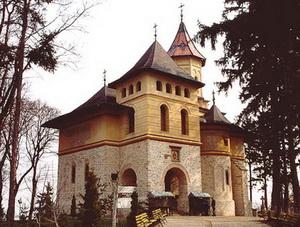 Szucsávai Templomok