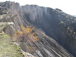 Prezentare in imagini: descriere, poze, harta, cazare, atractii–drumetii Canionul de Sare Praid Cazare