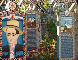 Turism Cimitirul Vesel din Sapanta Cazare