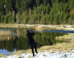 Prezentare in imagini: descriere, poze, harta, cazare, atractii–drumetii Harghita Bai - Pasul Vlahita Cazare