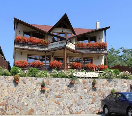 Eladó ingatlan a Szováta, Adrien Villa