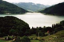 Turizmus Békási tó Szállás