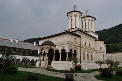 Turizmus Horezu kolostor  Szállás