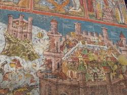Prezentare in imagini: descriere, poze, harta, cazare, atractii–drumetii Moldovita Cazare