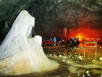Aranyosfői Jégbarlang Ghetarul