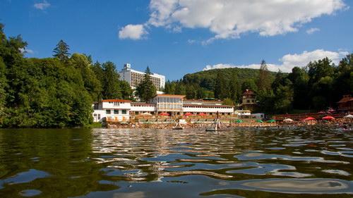Szováta-fürdő - Medve tó