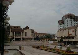 Prezentare in imagini: descriere, poze, harta, cazare, atractii–drumetii Targu Mures   Cazare