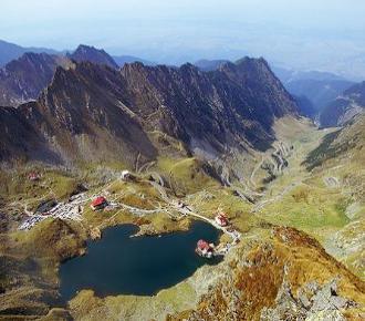 Transzfogarasi Bulea tó